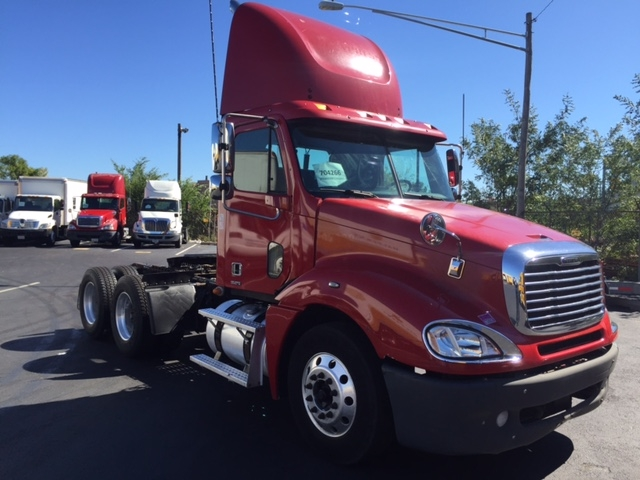 Day Cab Tractor-Heavy Duty Tractors-Freightliner-2006-Columbia CL12064ST-BALTIMORE-MD-405,645 miles-$28,150