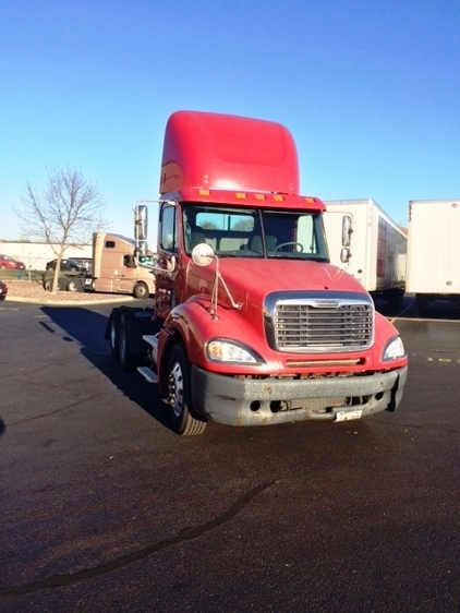 Day Cab Tractor-Heavy Duty Tractors-Freightliner-2007-Columbia CL12064ST-EAGAN-MN-442,227 miles-$28,500