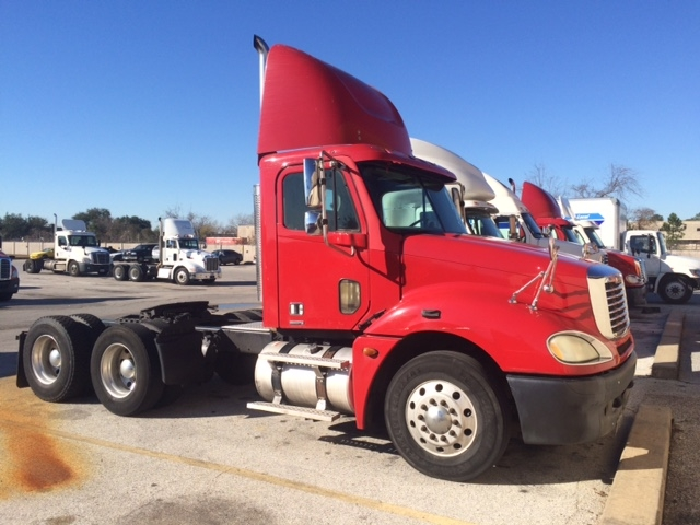 Day Cab Tractor-Heavy Duty Tractors-Freightliner-2006-Columbia CL12064ST-HOUSTON-TX-543,788 miles-$29,500