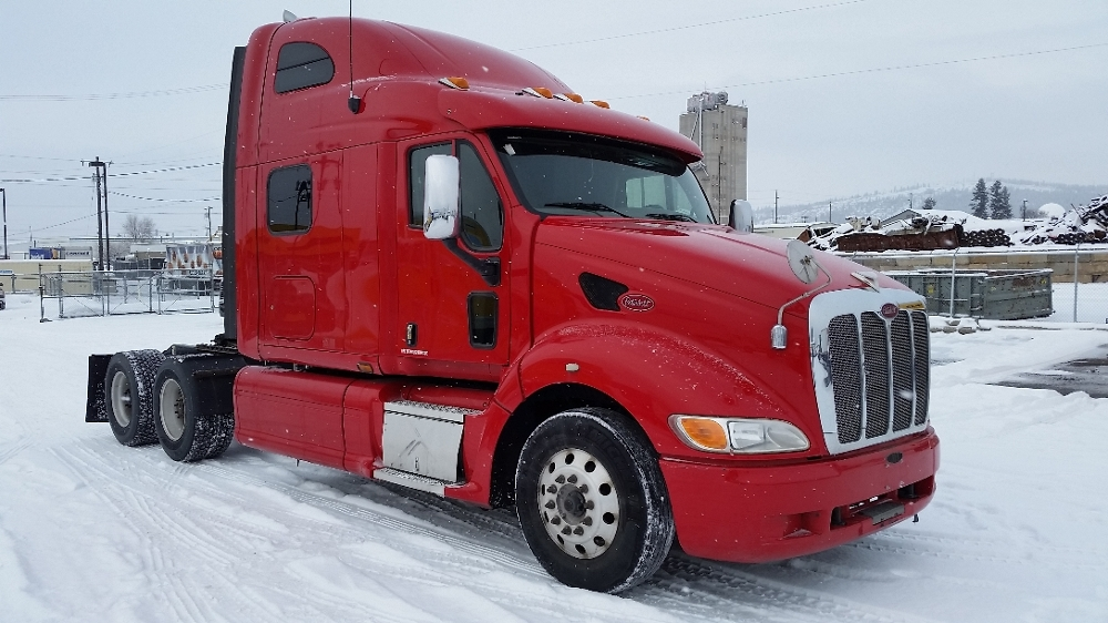 Sleeper Tractor-Heavy Duty Tractors-Peterbilt-2010-387-SPOKANE VALLEY-WA-413,220 miles-$37,650