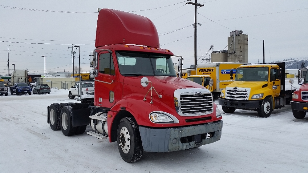 Day Cab Tractor-Heavy Duty Tractors-Freightliner-2006-Columbia CL12064ST-SPOKANE VALLEY-WA-503,045 miles-$29,000