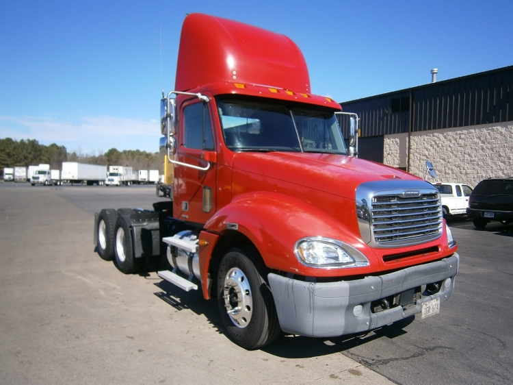 Day Cab Tractor-Heavy Duty Tractors-Freightliner-2006-Columbia CL12064ST-LITTLE ROCK-AR-614,698 miles-$29,200
