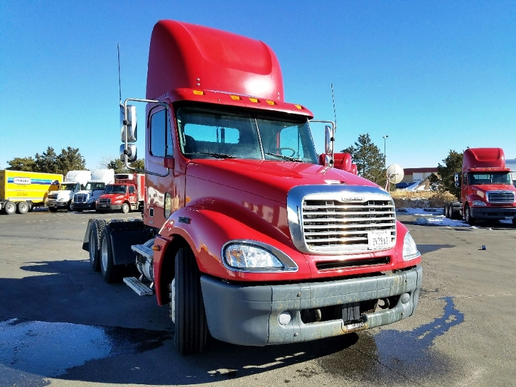 Day Cab Tractor-Heavy Duty Tractors-Freightliner-2006-Columbia CL12064ST-AURORA-CO-416,801 miles-$30,750
