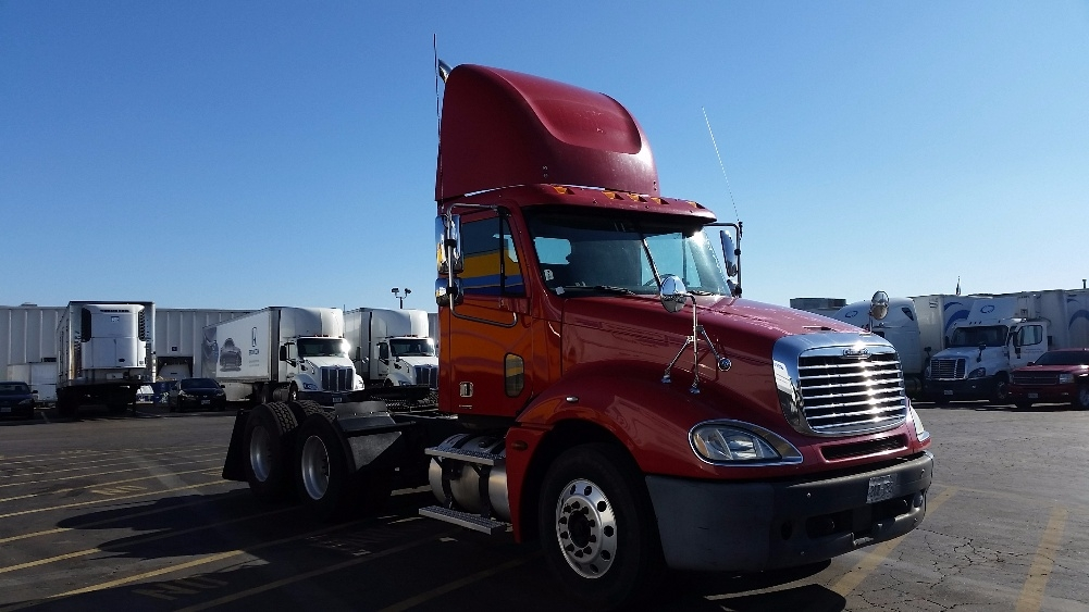Day Cab Tractor-Heavy Duty Tractors-Freightliner-2006-Columbia CL12064ST-SAINT LOUIS-MO-516,527 miles-$31,200