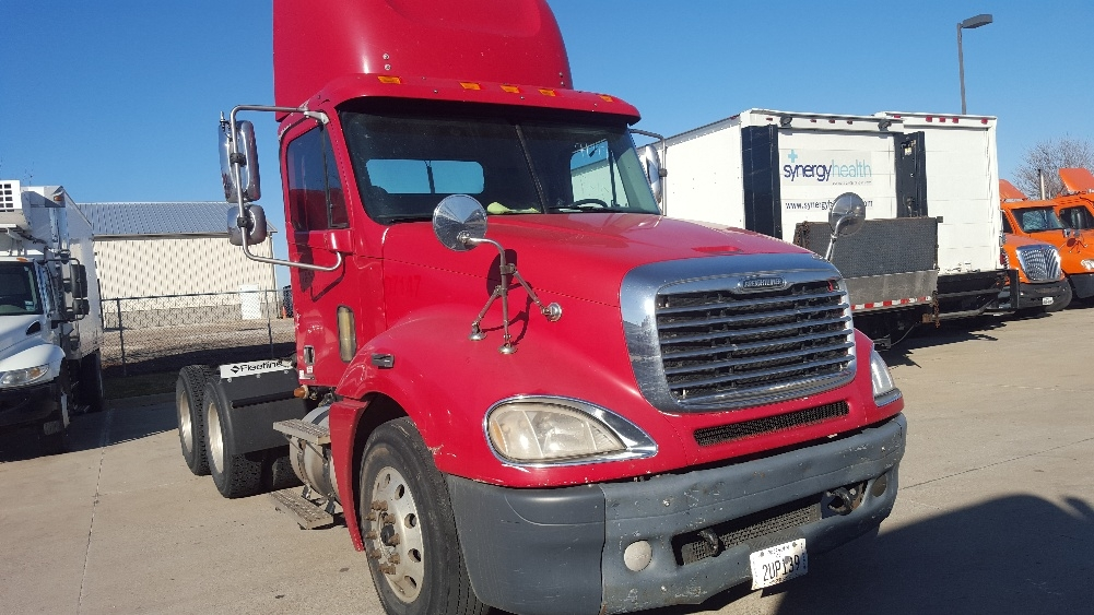 Day Cab Tractor-Heavy Duty Tractors-Freightliner-2007-Columbia CL12064ST-DALLAS-TX-459,433 miles-$26,750