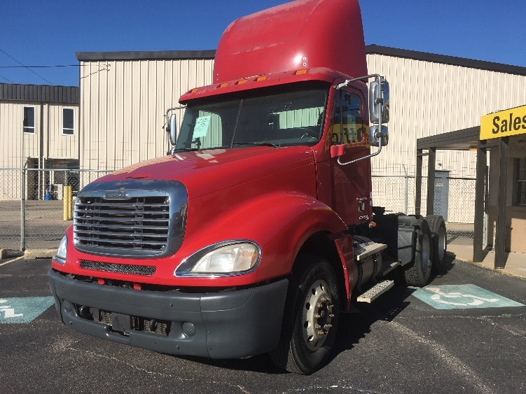 Day Cab Tractor-Heavy Duty Tractors-Freightliner-2007-Columbia CL12064ST-DALLAS-TX-548,529 miles-$33,450