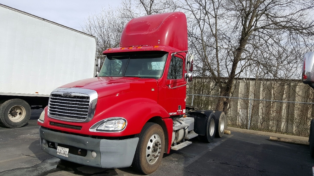 Day Cab Tractor-Heavy Duty Tractors-Freightliner-2007-Columbia CL12064ST-DALTON-GA-651,855 miles-$24,900