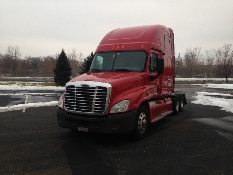 Sleeper Tractor-Heavy Duty Tractors-Freightliner-2010-Cascadia 12564ST-EAGAN-MN-614,872 miles-$27,800