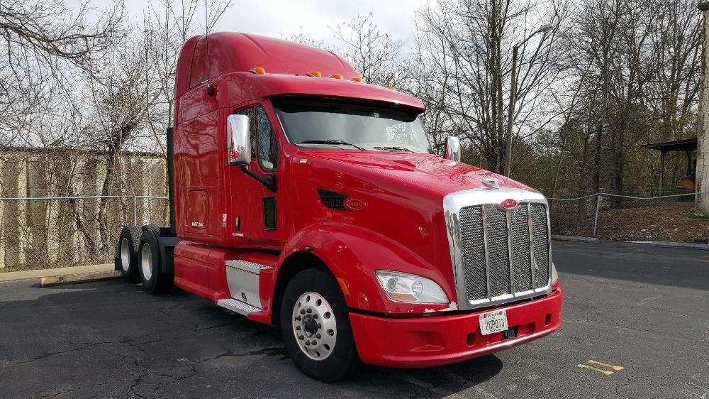 Sleeper Tractor-Heavy Duty Tractors-Peterbilt-2012-587-KENNESAW-GA-523,890 miles-$39,500