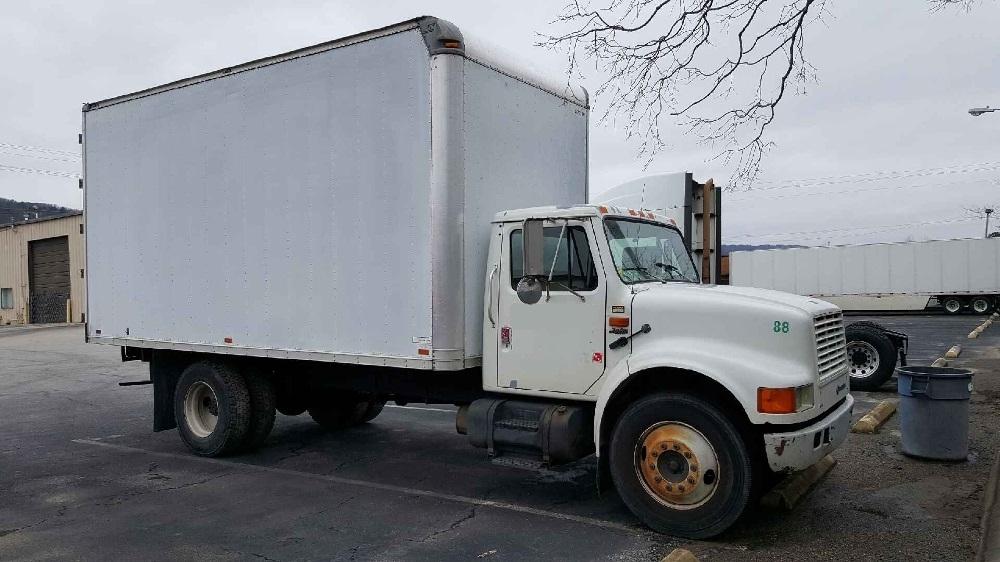 Medium Duty Box Truck-Light and Medium Duty Trucks-International-1993-4700-DALTON-GA-333,059 miles-$5,000