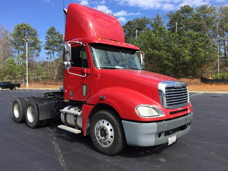 Day Cab Tractor-Heavy Duty Tractors-Freightliner-2007-Columbia CL12064ST-KENNESAW-GA-655,765 miles-$25,450