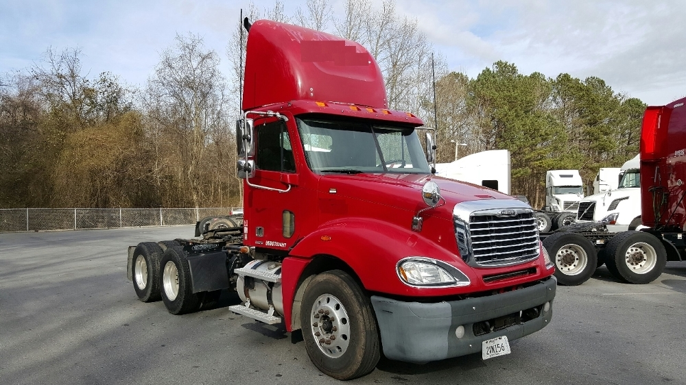 Day Cab Tractor-Heavy Duty Tractors-Freightliner-2007-Columbia CL12064ST-DALTON-GA-666,273 miles-$25,200