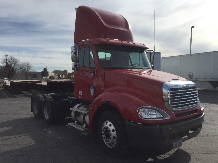 Day Cab Tractor-Heavy Duty Tractors-Freightliner-2006-Columbia CL12064ST-WEST VALLEY CITY-UT-516,554 miles-$30,950