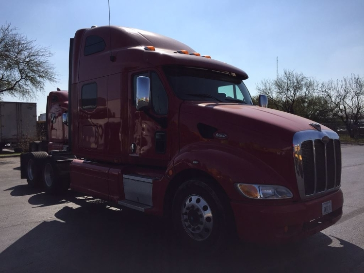 Sleeper Tractor-Heavy Duty Tractors-Peterbilt-2010-387-SAN ANTONIO-TX-455,045 miles-$33,250
