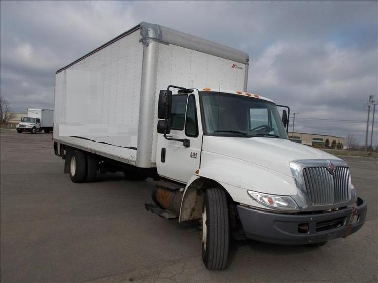 Medium Duty Box Truck-Light and Medium Duty Trucks-International-2008-4300-MANSFIELD-OH-213,323 miles-$18,000