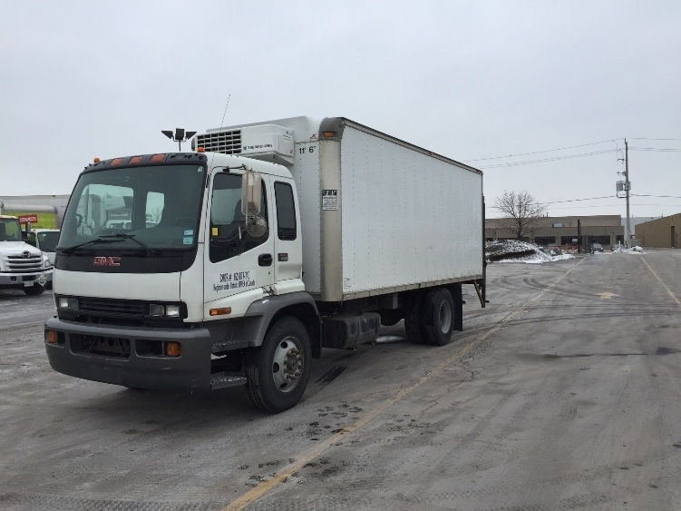 Reefer Truck-Light and Medium Duty Trucks-GMC-2007-T7F042-MISSISSAUGA-ON-220,119 km-$25,250