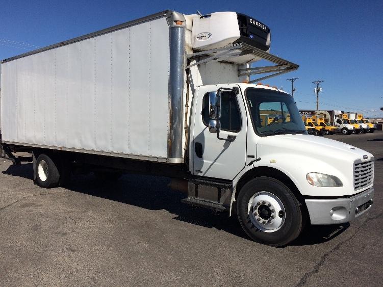 Reefer Truck-Light and Medium Duty Trucks-Freightliner-2007-M2-PHOENIX-AZ-181,974 miles-$26,000
