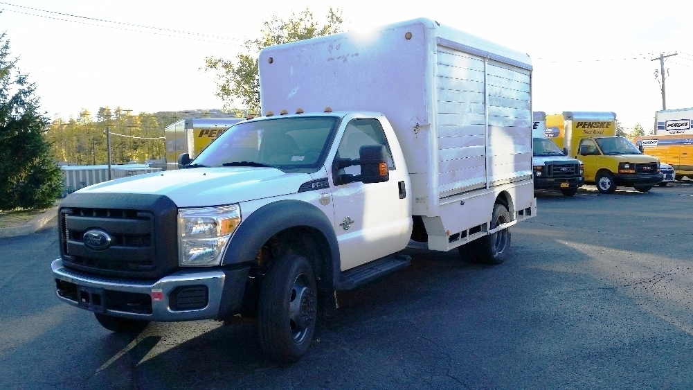 Beverage Truck-Light and Medium Duty Trucks-Ford-2012-F550-BINGHAMTON-NY-144,971 miles-$26,500