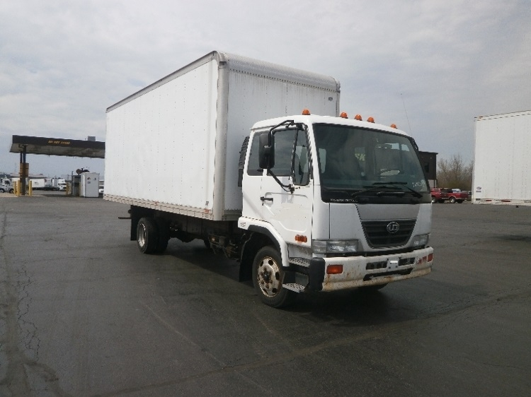 Medium Duty Box Truck-Light and Medium Duty Trucks-Nissan-2010-UD2000-ROCHESTER-NY-167,382 miles-$21,250