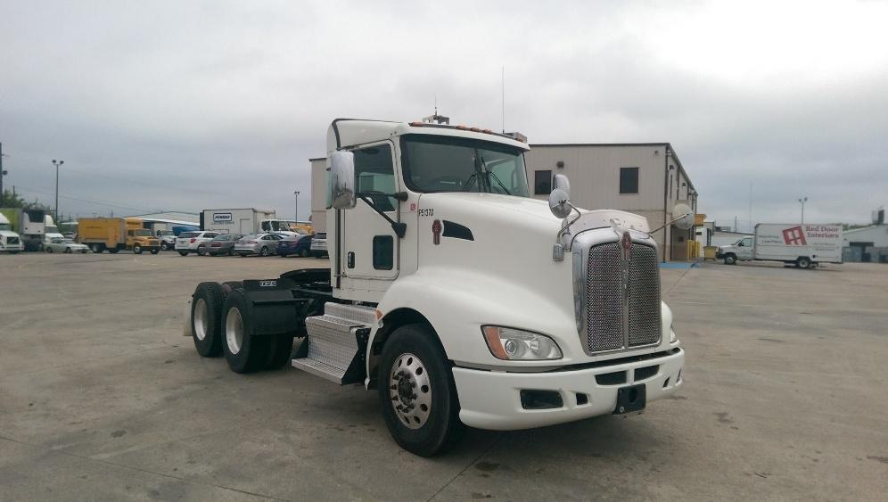 Day Cab Tractor-Heavy Duty Tractors-Kenworth-2013-T660-ALEXANDRIA-LA-417,276 miles-$40,250