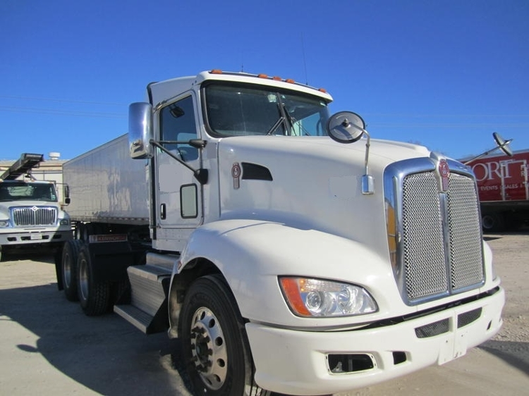 Day Cab Tractor-Heavy Duty Tractors-Kenworth-2013-T660-HOUSTON-TX-415,879 miles-$43,500
