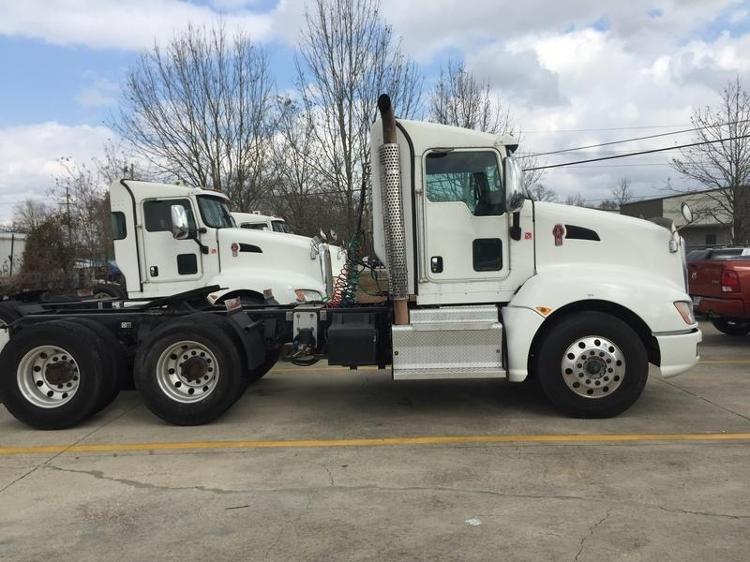 Day Cab Tractor-Heavy Duty Tractors-Kenworth-2013-T660-ALEXANDRIA-LA-468,322 miles-$38,500