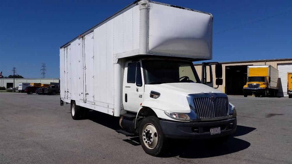 Medium Duty Box Truck-Light and Medium Duty Trucks-International-2007-4300-GARDEN CITY-GA-364,286 miles-$14,250