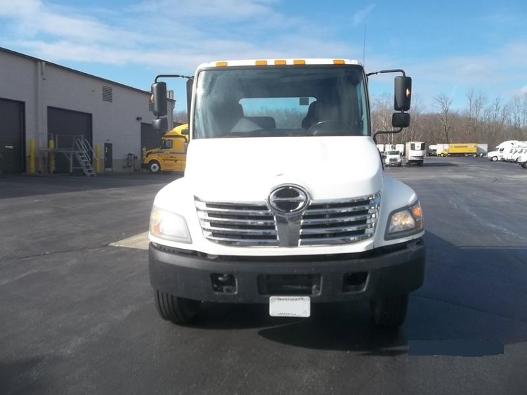 Flatbed Truck-Light and Medium Duty Trucks-Hino-2008-338-LOUISVILLE-KY-238,443 miles-$25,500