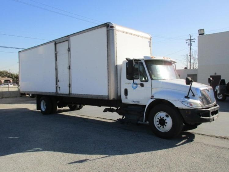 Medium Duty Box Truck-Light and Medium Duty Trucks-International-2012-4300-LA MIRADA-CA-329,458 miles-$20,250