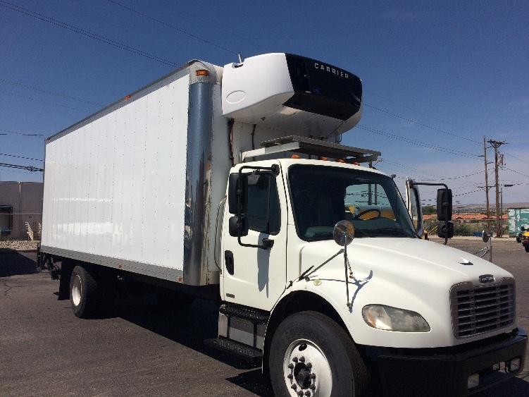 Reefer Truck-Light and Medium Duty Trucks-Freightliner-2009-M2-ALBUQUERQUE-NM-241,032 miles-$34,250
