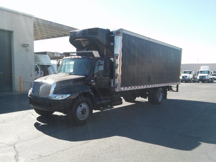 Reefer Truck-Light and Medium Duty Trucks-International-2006-4300-DALLAS-TX-198,118 miles-$17,000
