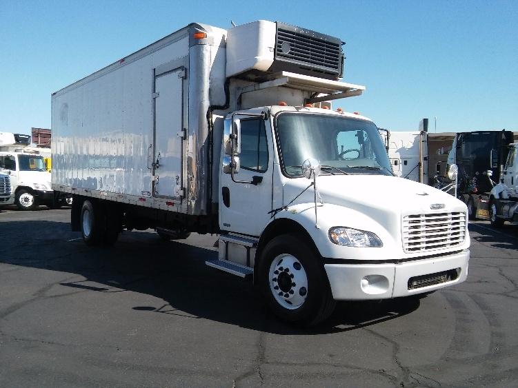 Reefer Truck-Light and Medium Duty Trucks-Freightliner-2007-M2-PHOENIX-AZ-201,825 miles-$28,000