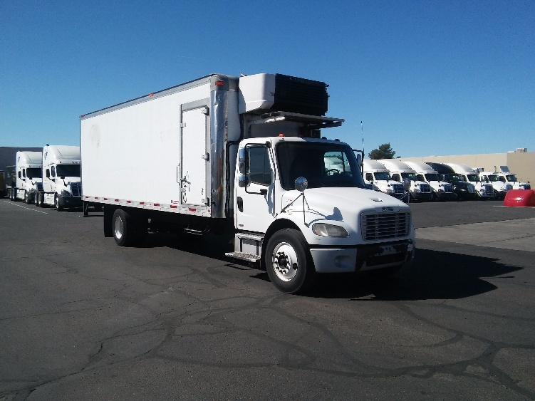 Reefer Truck-Light and Medium Duty Trucks-Freightliner-2007-M2-PHOENIX-AZ-204,816 miles-$31,000