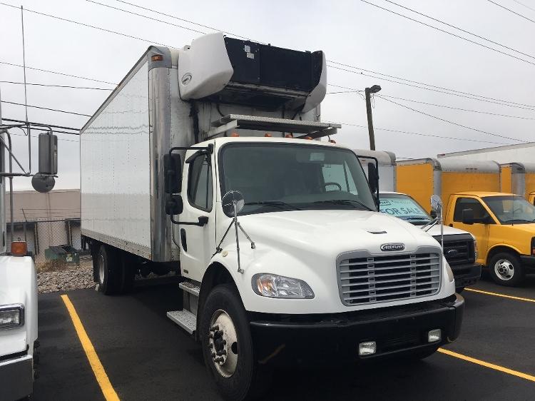 Reefer Truck-Light and Medium Duty Trucks-Freightliner-2009-M2-ALBUQUERQUE-NM-155,261 miles-$39,500
