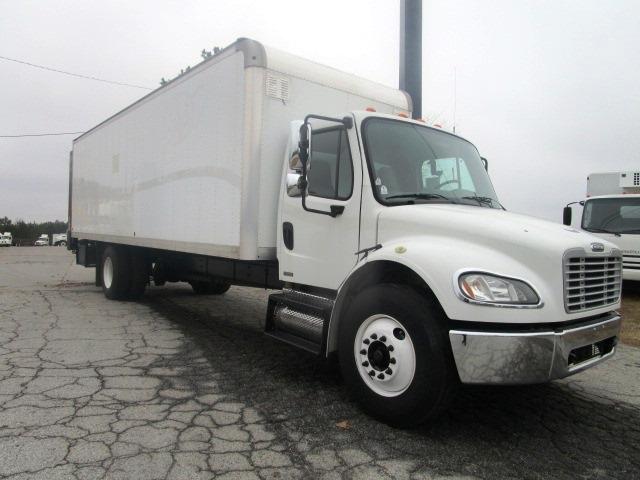 Medium Duty Box Truck-Light and Medium Duty Trucks-Freightliner-2011-M2-CONYERS-GA-308,772 miles-$21,750