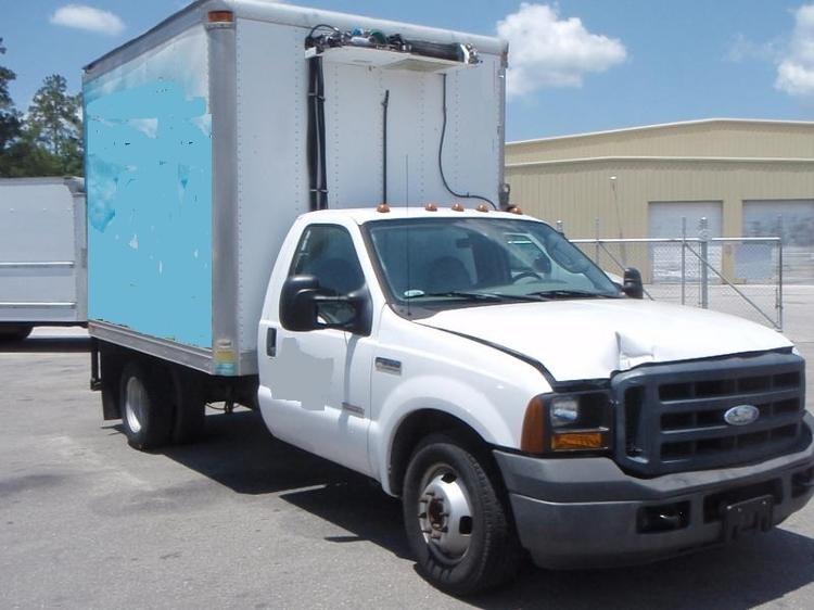 Reefer Truck-Light and Medium Duty Trucks-Ford-2006-F350-TALLAHASSEE-FL-79,570 miles-$9,500