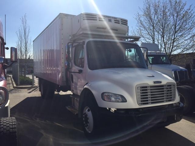 Reefer Truck-Light and Medium Duty Trucks-Freightliner-2009-M2-DELTA-BC-332,945 km-$24,250