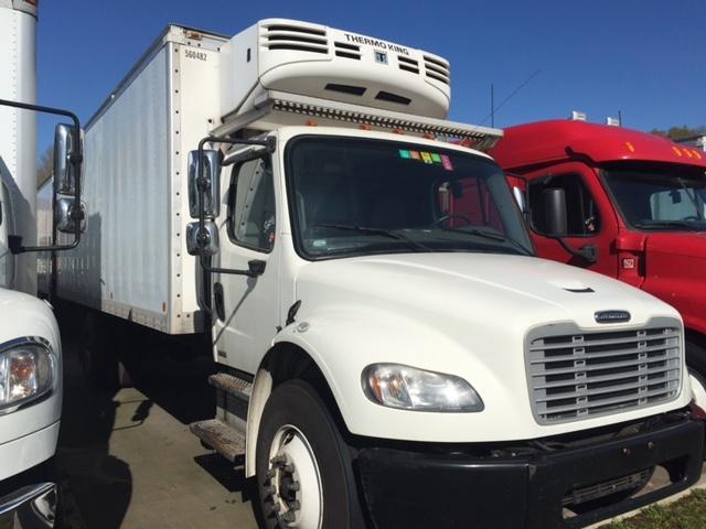 Reefer Truck-Light and Medium Duty Trucks-Freightliner-2009-M2-DELTA-BC-285,567 km-$25,750