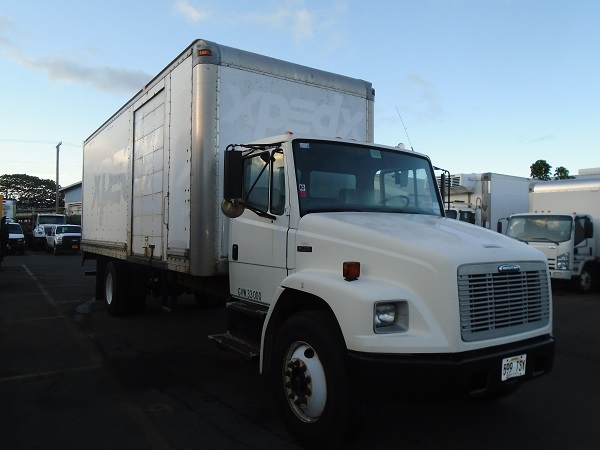 Medium Duty Box Truck-Light and Medium Duty Trucks-Freightliner-2004-FL70-HONOLULU-HI-180,076 miles-$7,000