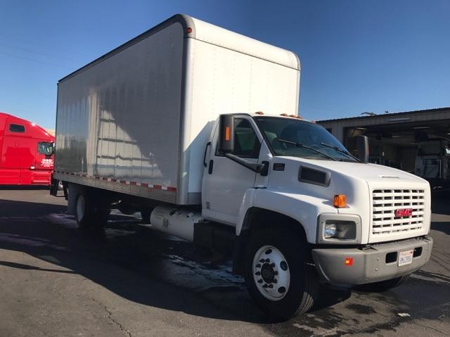 Medium Duty Box Truck-Light and Medium Duty Trucks-GMC-2008-C6C042-TORRANCE-CA-125,013 miles-$28,000