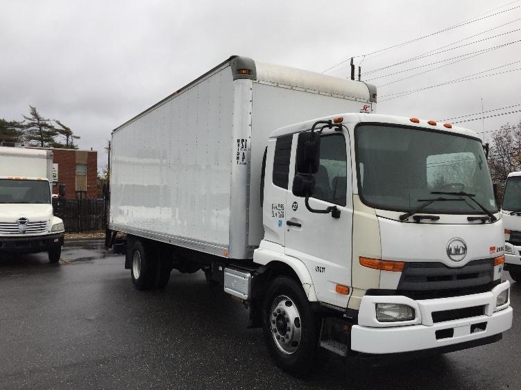 Medium Duty Box Truck-Light and Medium Duty Trucks-Nissan-2011-UD2600-WEST BABYLON-NY-131,554 miles-$30,500