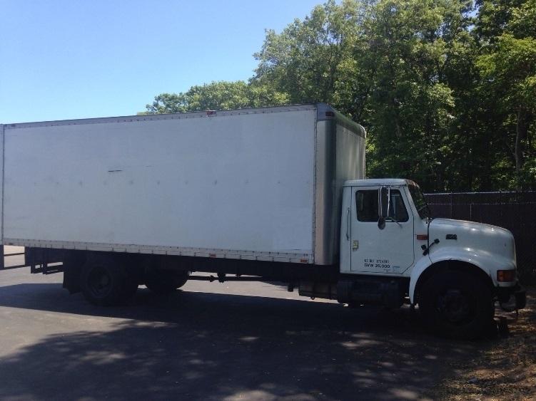 Medium Duty Box Truck-Light and Medium Duty Trucks-International-2001-4700-BRAINTREE-MA-225,000 miles-$3,500