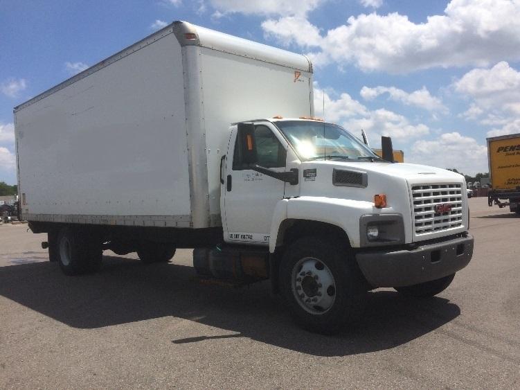 Medium Duty Box Truck-Light and Medium Duty Trucks-GMC-2005-C6C042-WARREN-MI-100,415 miles-$18,500