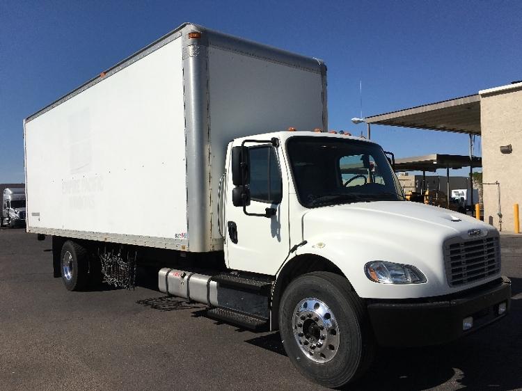 Medium Duty Box Truck-Light and Medium Duty Trucks-Freightliner-2014-M2-PHOENIX-AZ-55,594 miles-$65,250