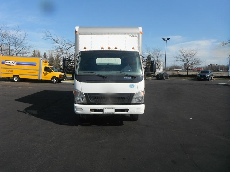 Medium Duty Box Truck-Light and Medium Duty Trucks-Mitsubishi-2010-FE180-MISSISSAUGA-ON-234,528 km-$12,500