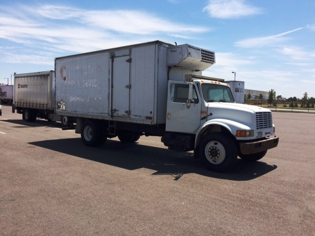Reefer Truck-Light and Medium Duty Trucks-International-1992-4900-DENVER-CO-303,959 miles-$4,500