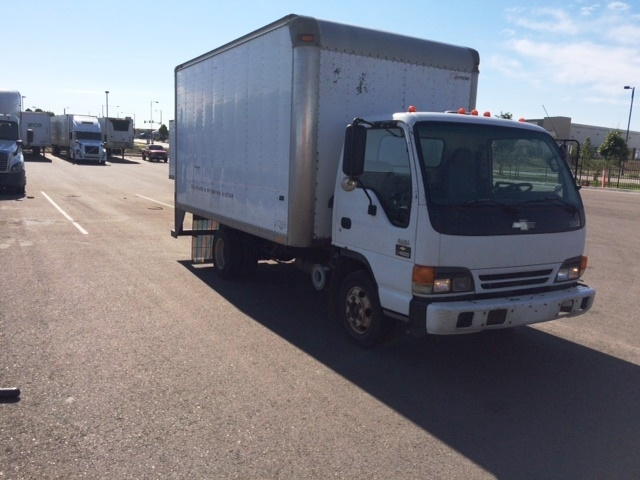 Medium Duty Box Truck-Light and Medium Duty Trucks-Chevrolet-2004-W4500-DENVER-CO-595,574 miles-$6,850