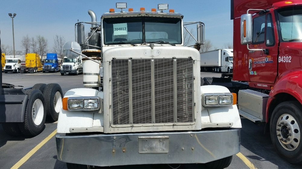 Day Cab Tractor-Heavy Duty Tractors-Peterbilt-2001-379-SOUTH HOLLAND-IL-1,028,442 miles-$21,250