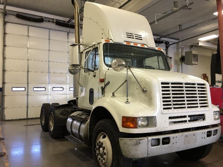 Day Cab Tractor-Heavy Duty Tractors-International-1998-8100-LAS VEGAS-NV-460,964 miles-$6,500