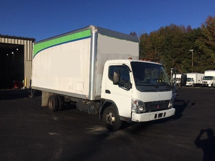 Medium Duty Box Truck-Light and Medium Duty Trucks-Mitsubishi-2006-FE140-MEBANE-NC-147,901 miles-$14,250